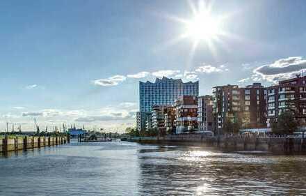 Wohnen im VanMeer vis-à-vis der Elbphilharmonie mit Elbblick !