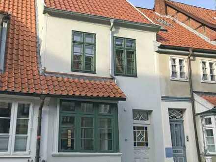 Erstbezug nach Sanierung in eine Lüneburger Altstadtperle