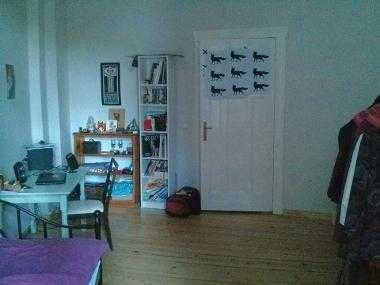 Charmantes 18qm Zimmer in kreativer 2-er WG in Berlin Reinickendorf
