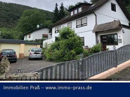 Top-Gelegenheit! Zweifamilienhaus mit ELW in ruhiger Lage von Oberhausen/Nahe zu verkaufen