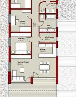 B8 | 4,5 Zimmer | 120,17 m²