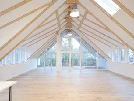 Luxus Dachgeschoss für Büro/Praxis in Lichterfelde - frei ab sofort