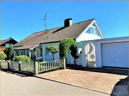 Einfamilienhaus mit großer Einliegerwohnung in Rickenbach - E G G