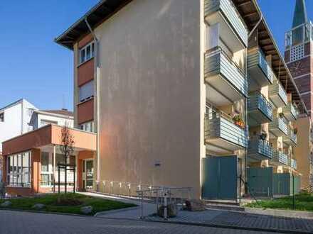 ++ Nur für Senioren ++ Zentrale Lage ++ Renovierte Wohnung