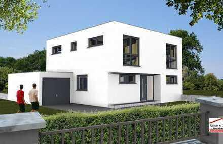 Freistehendes Einfamilienhaus Neubau in ruhiger Wohnlage von Hilden-Süd.