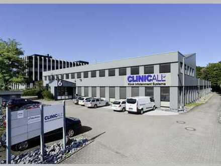 Multifunktionale Hallen- und Büroeinheit - 500m² mit Rampenandienung (beheizbar)
