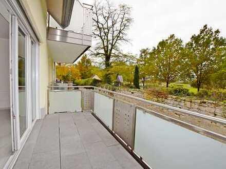 Elegante 3 Zimmer-Wohnung mit Balkon und 2 KFZ-Stellplätzen