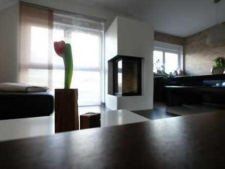 Exklusive Maisonette-Wohnung im Stockstädter Dreispitz