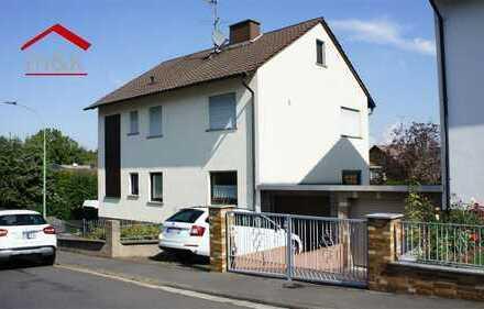 Friedberg Bruchenbrücken: 2-Familienhaus, insg. 6 Zimmer, Terrasse, Garten, Garage/Stellplatz