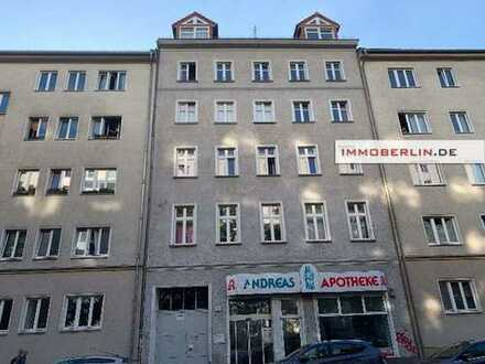 IMMOBERLIN: Trendlage! Charmante Altbauwohnung