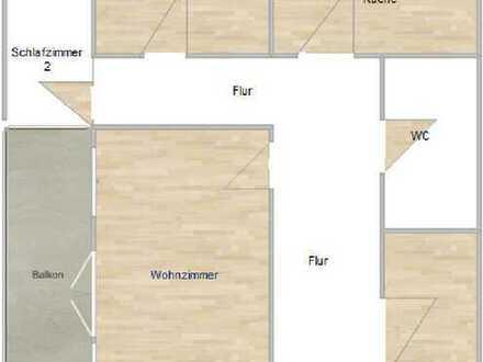 Vollständig renovierte 3 Zimmer-Wohnung zur Eigennutzung in Reinickendorf.
