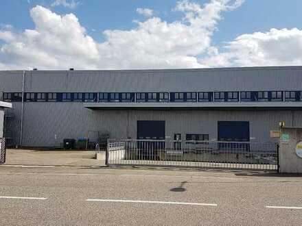 5.678 m² Produktion, automatisches Hochregallager, Sprinkleranlage, 441 m² Büro F-67450 Mundolsheim