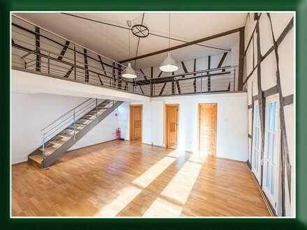 Reifferscheid - Total süßes Apartment im Loftstil, direkt im historischen Zentrum