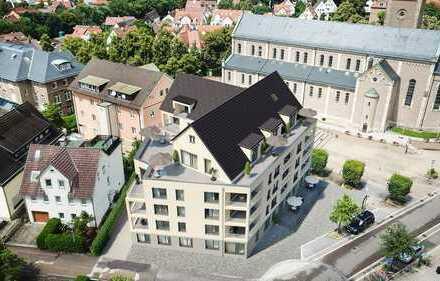 Exklusive Maisonette 4-Zimmerwohnung im DG (mit ausbaubarer Bühne) am Stefansplatz