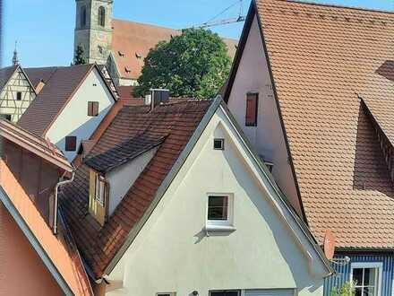 2-Zimmer-Wohnung mitten in der Altstadt von Dinkelsbühl - Altstadtdomizil Victoria