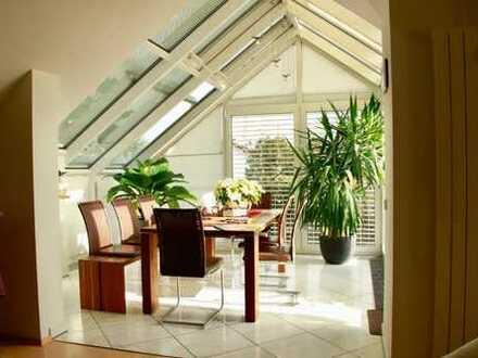 Exklusive 6-Zi.-Maisonette-Wohnung in Waldbronn