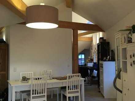 Traumhafte Dachgeschosswohnung im Herzen Ingolstadts
