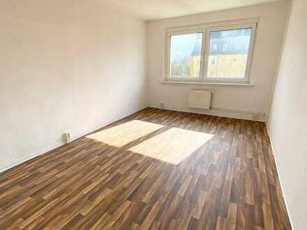 2-Raumwohnung in Ahrenshagen mit PVC-Bodenbelag und Duschbad...!!!