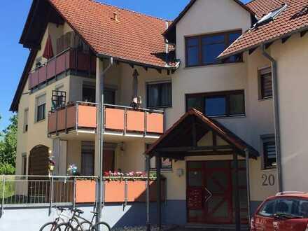 3-Zimmer-Wohnung in zentrumsnaher Lage von Uhingen