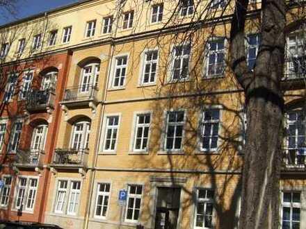 modern eingerichtete 2-Raumwohnung für 1 - 2 Personen in saniertem Altbau