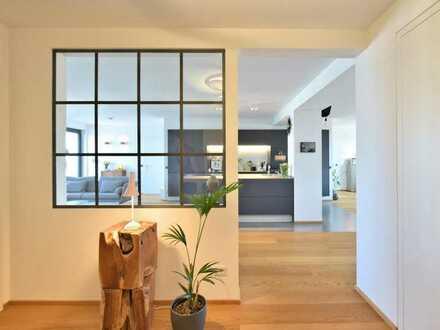 Luxuriöse Loft-Wohnung in bester Lage des Essener Südviertels