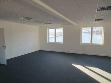 moderne und attraktive Bürofläche im Industriegebiet zu vermieten - Erstbezug nach Neubau