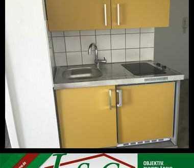 SANIERT!!! - AB SOFORT - Miniküche FARBIG mit CERAN - frisch renoviert!