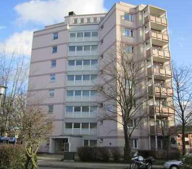 Deichhorst: Helle, gemütliche 3 ZKB mit Balkon!