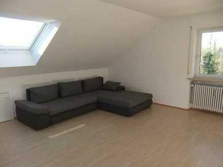 Schöne 2 ZKB Dachgeschoß-Wohnung Nähe Klinikum Süd in Haunstetten