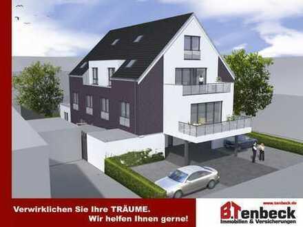 +++Modernes & helles Wohnen! Neubau - Eigentumswohnung (1) im EG mit Terrasse - Bocholt!+++