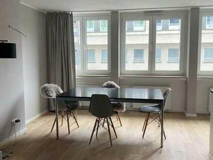Top renovierte 2 Zimmer Wohnung im Zentrum