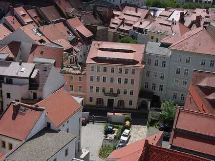 Sanierte 4-Raum-Maisonette-Wohnung mit Balkon und Einbauküche in Görlitz