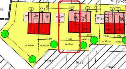 ++ NEUBAU ++ Moderne Doppelhaushälfte mit Garage und Garten in Münklingen zu verkaufen ! ++