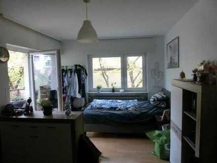 Freundliche 1-Zi-Whg., FR-Oberau, 33 m², ruhig, Balkon