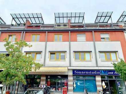 Attraktive 2-Zimmer-Maisonette-Eigentumswohnung mit Balkon u. TG-Stellplatz in Nuthetal,OT Rehbrücke