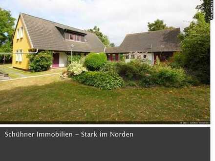 Prohn - besonderes Einfamilienhaus mit viel Potential für Familie, Kinder und Hobby