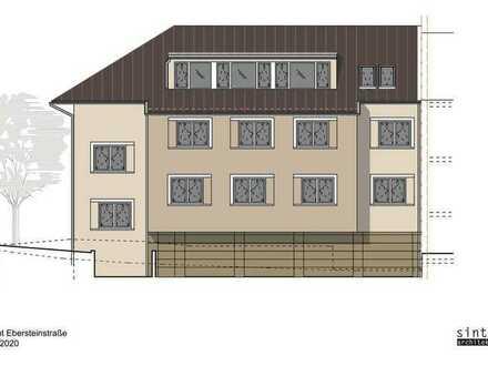 Erstbezug: attraktive 5-Zimmer-Penthouse-Wohnung mit Einbauküche und Balkon in Bretten