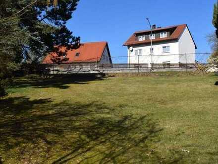 Baugrundstück in Südhanglage in Amberg