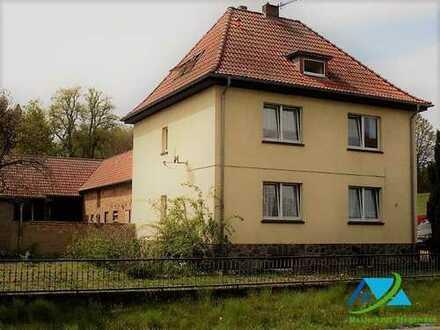 + Maklerhaus Stegemann + Stadtvilla mit Scheune und Stallungen fußläufig vom Haussee entfernt