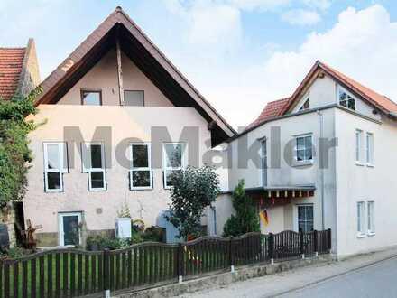 Besondere Gelegenheit: 2 Häuser mit charmanten Außenflächen in hervorragender Lage nahe Mainz