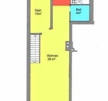 3 Zim.-Wohnung über zwei Etagen