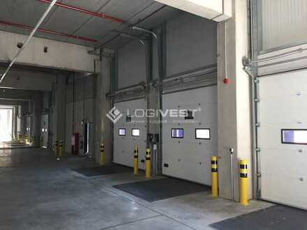 Sofort verfügbar / moderne Logistikimmobilie / Rampen / teilbar