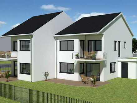 Neudenau - Siglingen: Moderne Doppelhaushälfte in unverbaubarer Randlage ***NEUBAU***