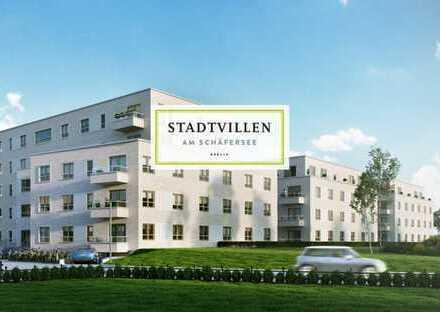 Reinickendorf: Grundstück für Mehrfamilienhaus-Neubauten am Schäfersee