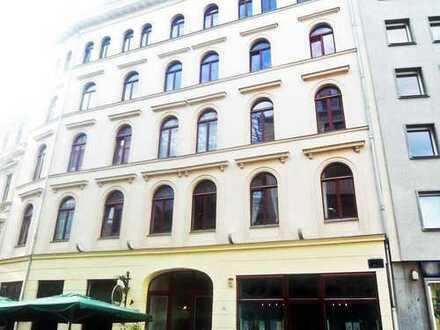 2 Zimmer über den Dächern von Leipzig mit Lift