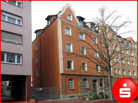 Freie 2 Zimmer Wohnung in zentraler Lage von Nürnberg-Steinbühl!