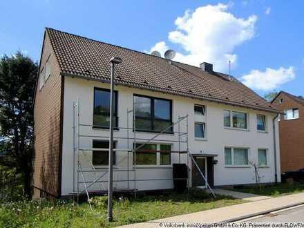 Kurz vor Fertigstellung - Gemütliche 3-Zimmer-Wohnung in Kirchhundem!