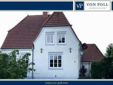 Jugendstilvilla im Klosterdorf Cismar