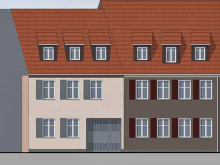 Extravagante 3,5 Zi Wohnung im OG im Herzen von Gengenbach mit Dachterrasse