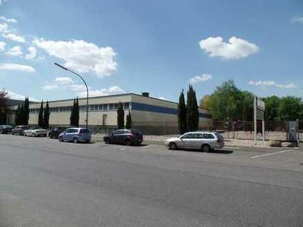 Gewerbegebiet OSSENDORF -- Lager-/Produktionsstätte mit Heizung -
